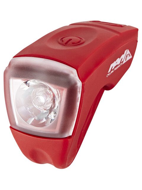 Red Cycling Products Urban LED USB Faretto rosso